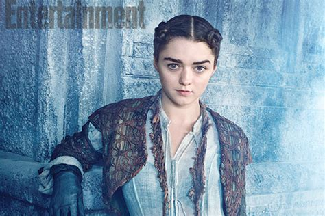 Ayra Syari arya stark is your god in these new of thrones snaps