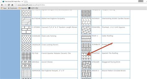 tile pattern in revit how to add a hatch pattern in autocad