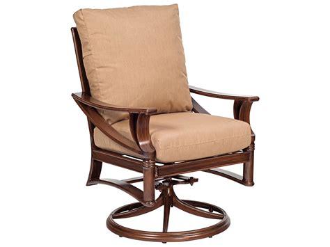Swivel Rocker Patio Chair Repair by Woodard Arkadia Swivel Rocker Dining Chair Replacement