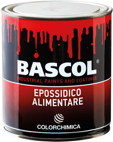 vernice alimentare epossidico alimentare cod 15500 colorchimica spa
