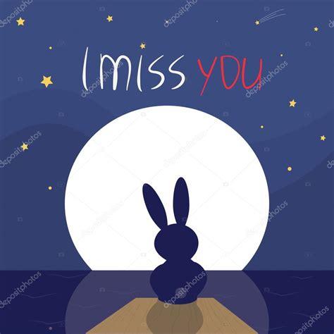 imagenes te extraño en chino te extra 241 o sesi 243 n de conejo solo en la luz de la luna
