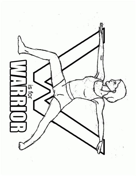 yoga coloring pages coloring home