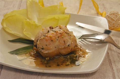 cuisiner des paupiettes de dinde paupiettes de dinde sauce citron thym au fil du thym