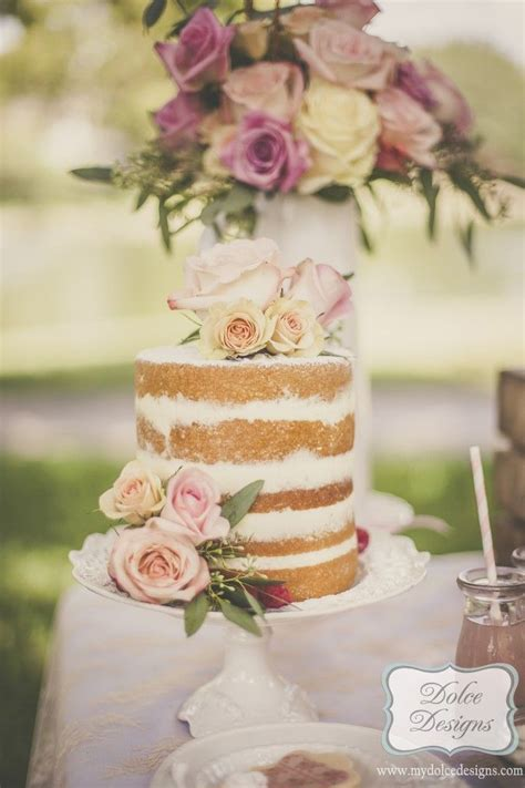 shabby chic bridal shower cake 25 best ideas about chic bridal showers on