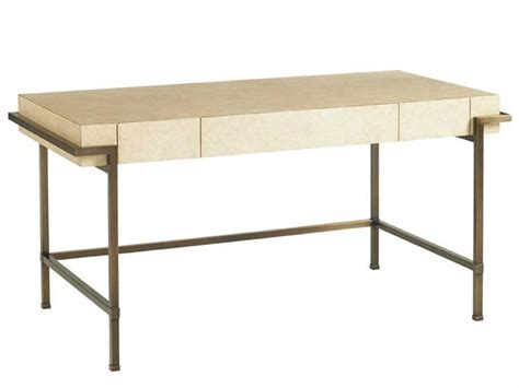 writing desk 60 x 30 sligh studio designs 60 25 x 30 25 parchment writing desk