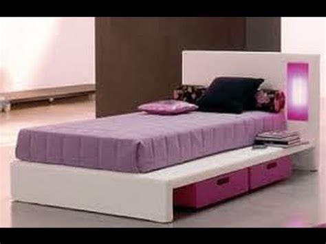 Teenagers Bedroom Furniture by Modelos De Camas Youtube
