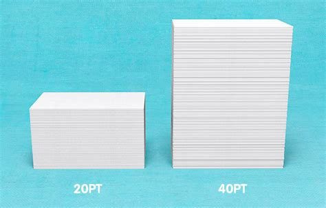 How Thick Is A Business Card how thick is a business card cotton business cards from