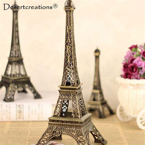 Sabun Mandi Mini Travelling 15 Pcs 1pc creative gifts 5 15cm metal crafts eiffel tower model figurine zinc alloy statue