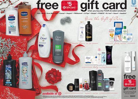 Target Gift Card Sale - target sunday flash sale buy 4 tresemm 233 get 5 target gift card