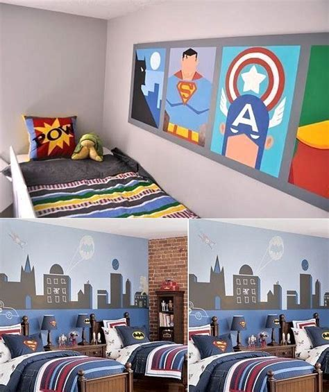 justice league bedroom decor pin by kristina m 229 rdby on kid s room pinterest