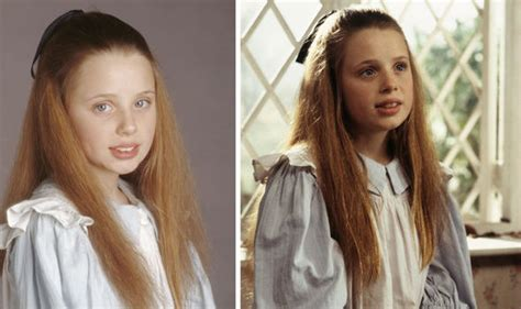 the queen s nose what does harmony parker look like now tv radio showbiz tv express