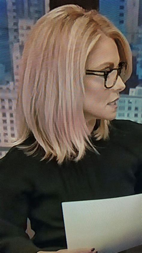 is kelly ripas bob angled or one length the 25 best ideas about kelly ripa hair on pinterest