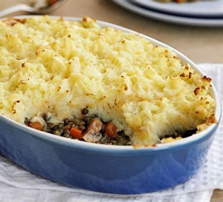 Vegetarian Cottage Pie Recipe by Golden Veggie Shepherd S Pie Food
