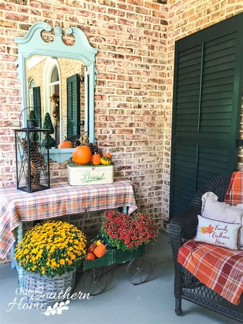 southern home decor stores weathered farmhouse basket makeover our southern home