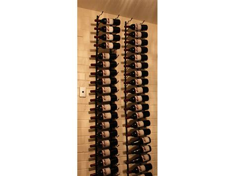 Wine Storage Rack by Buy Strong Steel Mesh Wine Racks Designed For Serious Wine
