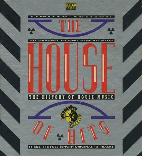 1989 house music the house of hits westside records the house sound of chicago