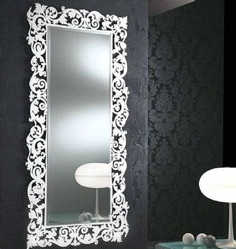 collection  black decorative wall mirrors