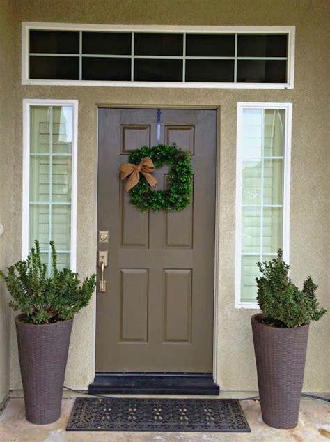 Front Door Makeover Home Ideas Pinterest Front Door Makeover Ideas