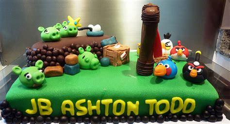 qui casa angri angry birds cakes como hacer pasteles de los angrybirds