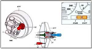 Brake Assist System Bas Bas Brake Assist System Mercedes