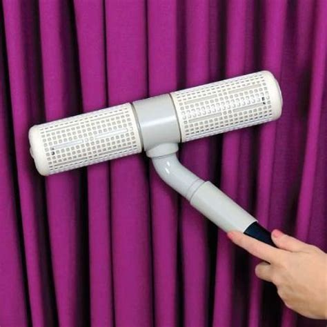 drapes vacuum attachment cleaning pinterest