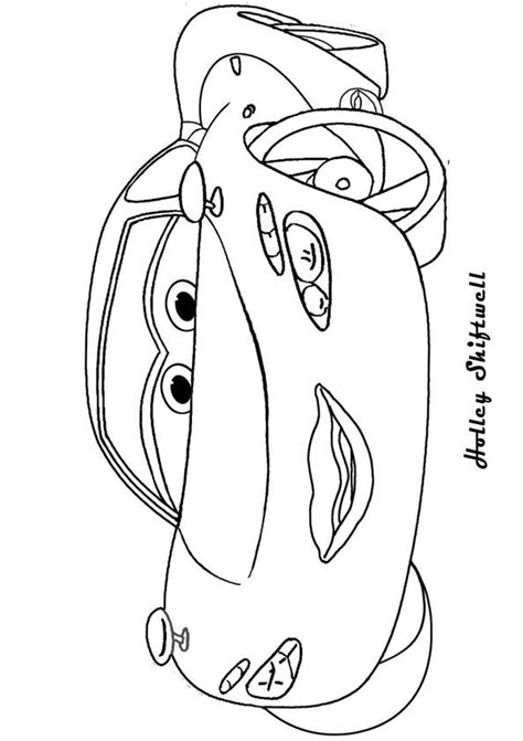 cars 2 coloring pages holley shiftwell 9 best holley swiftwell images on pinterest autos cars