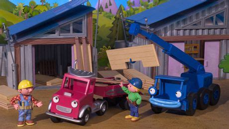 bob the builder design a house bob the builder project build it the bob house abc iview