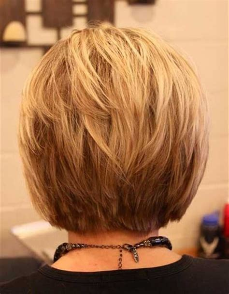 short hairstyles for women over 50 back view 15 bob haircuts for women over 50 bob hairstyles 2017