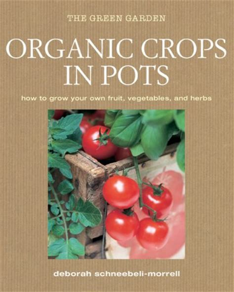 Grow Your Own Organic Fruit by Organic Crops In Pots How To Grow Your Own Vegetables