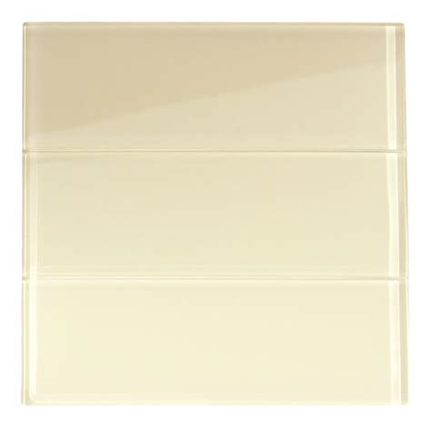 subway tile images cream glass 4 quot x 12 quot subway tile for backsplashes showers