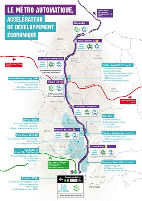 La Ligne Grangé by Orbival Le Trac 233 De La Ligne 14 Sud
