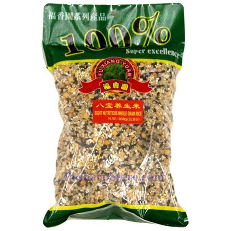 whole grains and ibs fuxiangyuan eight nutritious whole grain rice 2 lbs