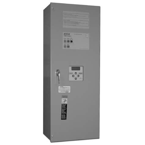 manual transfer asco series 7000 manual transfer switch 3ph 100a