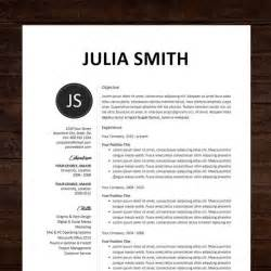 free resume templates for mac 3