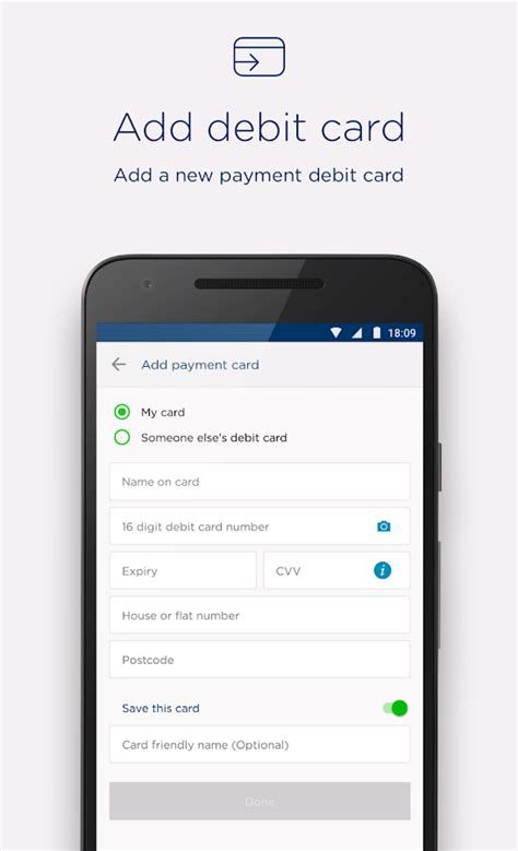 make capital one payment with debit card capital one uk android apps on play