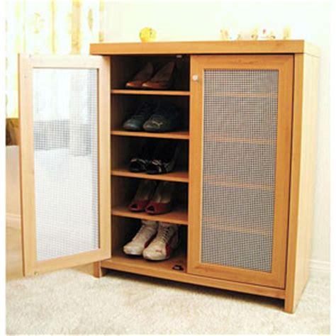 Shoe Closet With Doors Two Door Shoe Cabinet 11448307 O230 Idollarstore