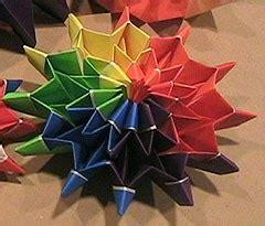 Cara Membuat Origami Bunga Api | cara cara membuat origami bunga api fireworks bahagia