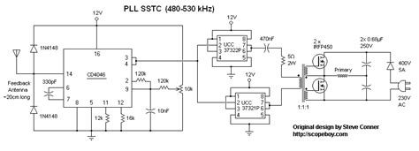 tesla resistor datasheet forums tesla coils pll sstc how to set it up 4hv org