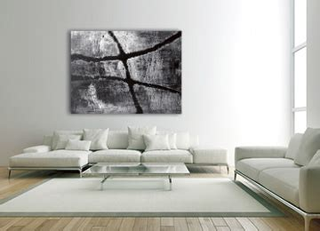 wall designs modern canvas wall large black and