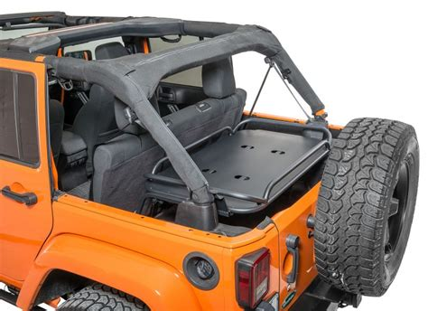 Jeep Jk Rear Cargo Rack Rage Products 86623 Rage Products Rear Interior