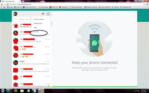 tutorial memasang aplikasi whatsapp di ipad mush mengomel tutorial guna aplikasi whatsapp di pc