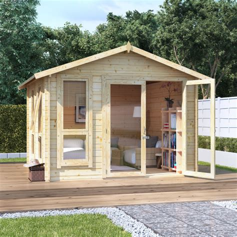 billyoh log cabin summerhouse summer houses