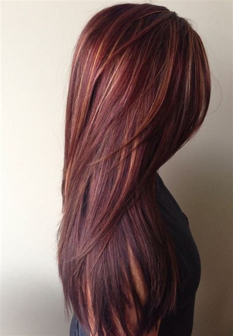 colour style hair style one fun hair color ideas long hairstyles