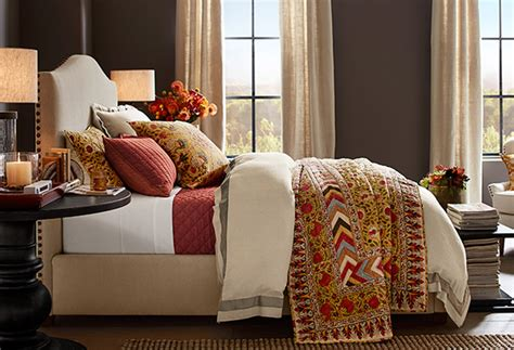 fall bedding fall in love with pottery barn modern living lifestyle features the philippine
