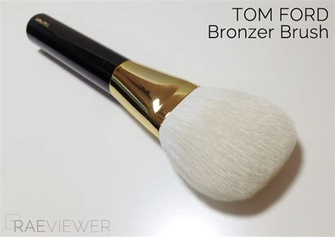 tom ford bronzer brush review  comparisons