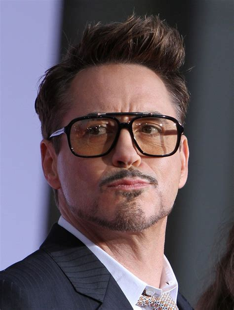 will robert downy hairstyle look good on me robert downey jr picture 233 iron man 3 los angeles