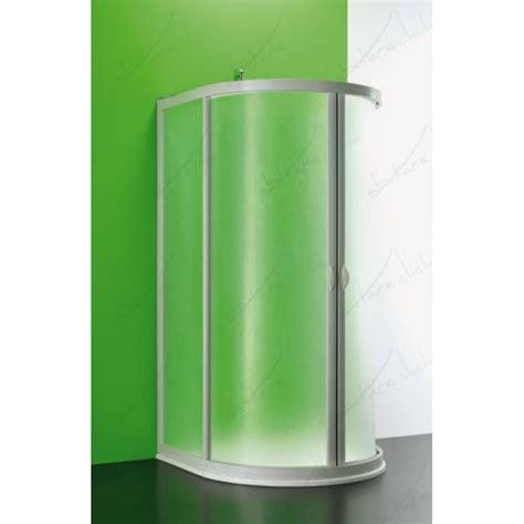 box doccia circolare trecir box doccia tre lati semicircolare effetto goccia