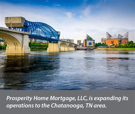 prosperity home mortgage now operating in tennessee