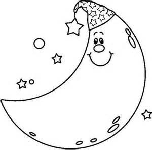 Dibujos de la luna para colorear fotos dise 241 os para ni 241 os foto 6
