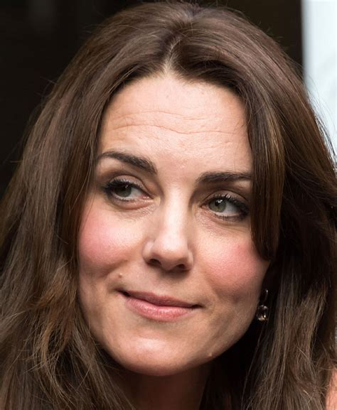 kate middleton wrinkles on forehead estrellas al natural as 237 es como se ven los famosos en la